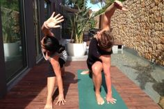 Yoga with Ayda