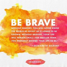 31 Motivational Quotes From Elizabeth Gilbert's Big Magic