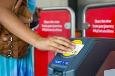 London's transportation network launched contact-less credit card payments and Apple Pay during the past 18 months and they've since accounted for 350 mill