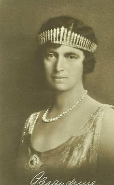 Queen Alexandrine of Denmark