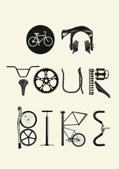 bike art for bro