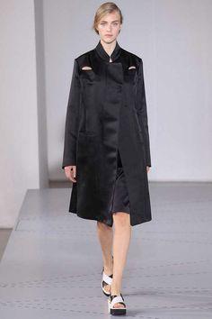 #MFW - Runway Jil Sander Spring 2014 Ready-to-Wear Collection #jillsander
