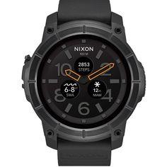 NIXON The Mission Smartwatch A1167001-00 BRANDS A-Z NIXON