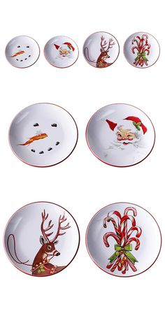 furniture and dcor for the modern lifestyle christmas chinachristmas plateschristmas - Christmas Plates