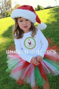 Need to do these for the girls this year! And find coordinating shirts for the boys