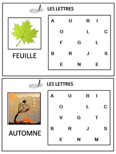 Hottest Pictures preschool curriculum alphabet Ideas : Through understanding what exactly sounds correspondence make to be able to rising in order to toddler is about dis Kindergarten Lesson Plans, Homeschool Kindergarten, Illustrated Words, French Classroom, Fall Preschool, Poster S, Teaching French, Teaching Kids, Autism