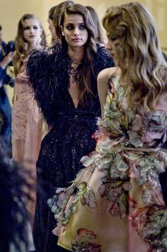 ELIE SAAB Backstage | Haute Couture Spring Summer 2015