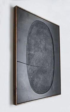 Julian Watts black art painting and sculpting Contemporary Abstract Art, Modern Art, Painting Inspiration, Art Inspo, Sculpture Art, Sculptures, Minimalist Art, Art Plastique, Wood Art