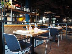 Restaurant Moer Amsterdam is een biologisch restaurant in Oud Zuid.