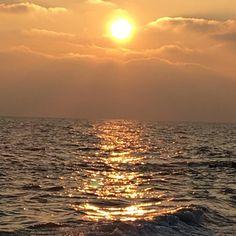 #haikuoftheday  Golden path.  Evening sun on sea calling walk this way.  #stleonardsonsea #hastings #nofilter #creativemoments #sunset #poetsofinstagram