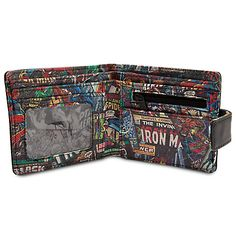 Marvel Comics Wallet for Adults Holiday Gifts For Men, Star Wars Gifts, Disney Marvel, Disney Merchandise, Big Kids, Marvel Comics, Best Gifts, Wallet, Fun