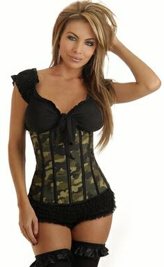 The leader in camouflage lingerie including the latest in camo thongs, panties, underwear, baby dolls, teddies, sleepwear, loungewear and more from Mossy Oak and Wilderness Dreams.