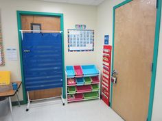 Classroom Tour 2012