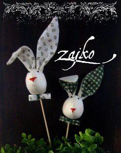 vYQt / Veľkonočný zajko