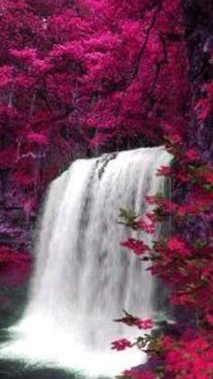 Beautiful World, Beautiful Places, Beautiful Pictures, Beautiful Gif, Beautiful Nature Wallpaper, Beautiful Landscapes, Landscape Photography, Nature Photography, Beautiful Waterfalls