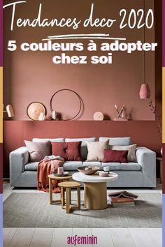 Painting Tile Floors, Pantone 2020, Wall Colors, Konmari, Sweet Home, New Homes, Pink Grey, Living Room, Inspiration