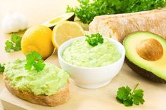 AVOCADO HUMMUS.......something different to try