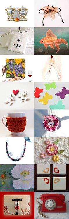 I love... by Klik Klak Blocks on Etsy--Pinned with TreasuryPin.com