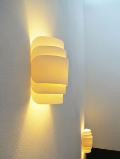 Светильники в цветах: желтый, светло-серый, белый. Светильники в стиле экологический стиль.