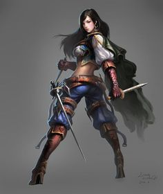 Image result for female rogue