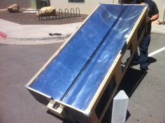 NAU team develops new solar autoclave design for off-grid medical centers.