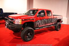 The Bodyguard Truck Accessories Chevy from #SEMA 2012