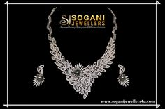 There is little in this world that can compare to the luminescent sparkle of a diamond. Magnificent and breath-taking, Sogani diamonds come together to make statement pieces that celebrate eternal love and commemorate lasting relationships. www.soganijewellers4u.com