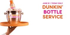 FREE Dunkin' Donuts Bottled Iced Coffee on http://www.icravefreestuff.com/