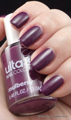 Ulta3 Mulberry - need for football season!