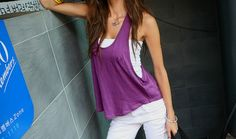 #purple #clothes styles