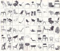 List of chairs by Ilmari Tapiovaara | Flickr
