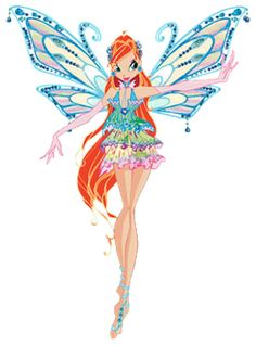 102 Best Winx transform images in 2015 | Winx Club, Animated