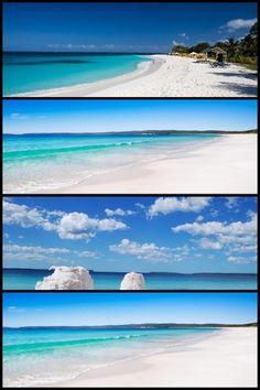 Hyams Beach, Jervis Bay, Australia