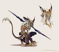 Cat Character, Fantasy Character Design, Character Drawing, Character Portraits, Character Concept, Character Inspiration, Creature Concept Art, Creature Design, Dnd Characters