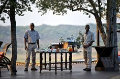 You haven't had iced coffee until you've tasted the sweet sensation that the team makes at Singita Pamushana Lodge - it's truly a favourite!
