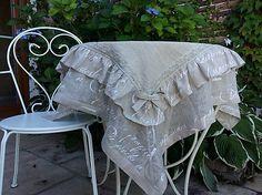 shabby.romantic / Linen tablecloth Simply Lin