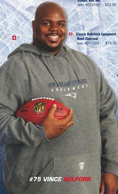 New England Patriots Classic Sweatshirt