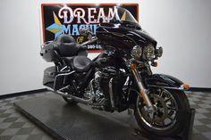 eBay: FLHTCUL - Electra Glide Ultra Classic Low -- Dream Machines of Texas 2015 Harley-Davidson FLHTCUL - Electra Glide… #motorcycles #biker