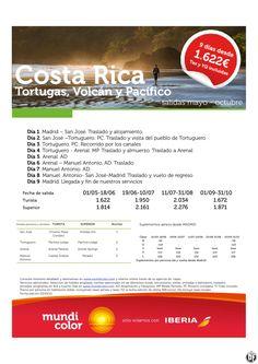 Costa Rica Tortugas, Volcán y Pacífico ver 2015 ultimo minuto - http://zocotours.com/costa-rica-tortugas-volcan-y-pacifico-ver-2015-ultimo-minuto/