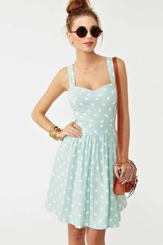 Peppermint Pattie Dress at Nasty Gal