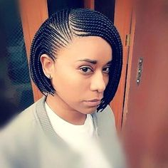85 Box Braids Hairstyles for Black Women - Hairstyles Trends Box Braids Hairstyles, My Hairstyle, African Hairstyles, Cornrolls Hairstyles Braids, Natural Hair Braids, Natural Hair Styles, Short Hair Styles, Bob Styles, Black Girl Braids