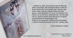 Ukázka z knihy Mysterium zrození