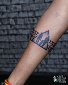 32/2 B.K. Sindhi colony, R.S. chat wali gali, above sweety fashion, Indore Contact:- 9584228615, 7000924824 Leo Tattoos, Band Tattoo, Indore, Tattoo Studio, Triangle, Fashion, Leg Tattoos, Legs, Moda