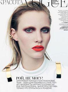 Emily BakerbyWard Ivan Rafikfor Vogue Russia Mar 2013