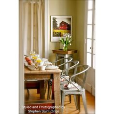 Silver Tabouret Stacking Chairs (Set of 4) - Overstock™ Shopping - Great Deals on Dining Chairs