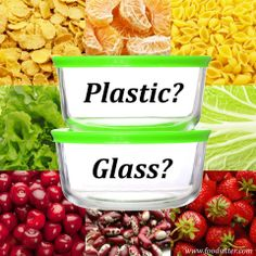New post by Hana is up: Our 5 reasons why glass food containers are much better than plastic ones: --> www.foodsitter.com/blog/2013/12/10/plastic-versus-glass.html