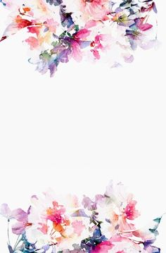 水彩画風かわいい花柄 iPhone壁紙 Wallpaper Backgrounds and Plus Water Colour… Flower Background Wallpaper, Flower Backgrounds, Wallpaper Backgrounds, Wallpaper Quotes, Coldplay Wallpaper, Desktop Wallpapers, Watercolor Wallpaper, Watercolor Background, Watercolor Flowers