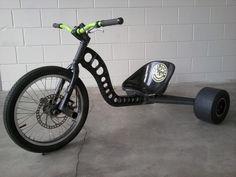 Drift Trikes – Dreiräder für große Jungs