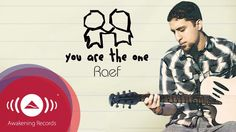 """Raef - You Are The One   """"The Path"""" Album (Official audio)"""