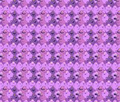 lumpy space princess! fabric by castl3t0n on Spoonflower - custom fabric